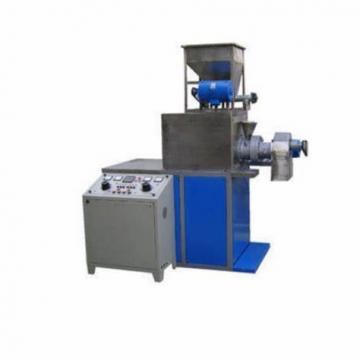 Direct Puff Corn Snack Food Double Screw Extruder Machine