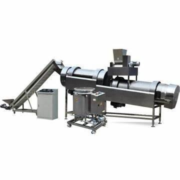 Saibainuo Corn Puff Core Filled Filling Stick Snack Food Cheese Ball Breakfast Cereal Flake Bread Crumb Making Processing Equipment Extruder Machine