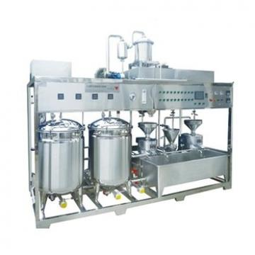 Turnkey 600t/D Soybean Oil Processing Machine with ISO Approved