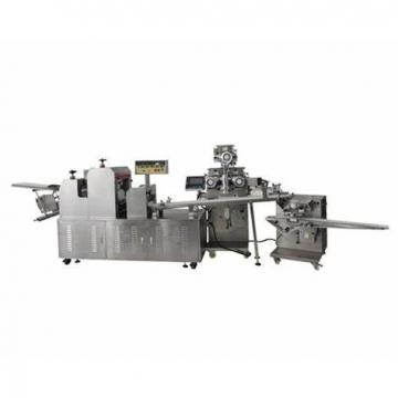 Fully Automatic Peanut Candy Bar Making Machine