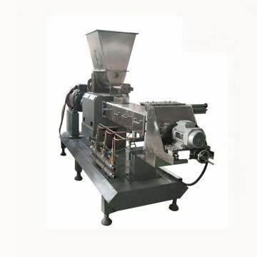 Automatic Nutrition Golden Artificial Puffed Rice Making Machine Extruder on Sale