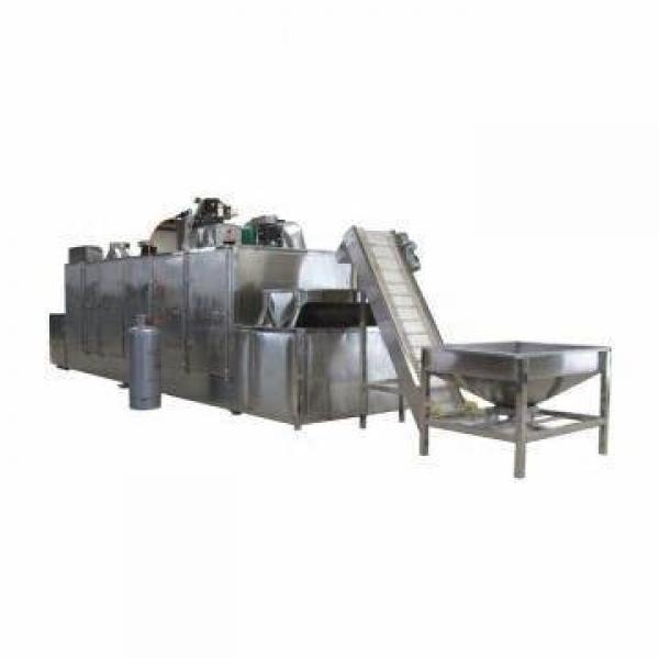 Zkg Series Microwave Vacuum Harrow Drying Machine