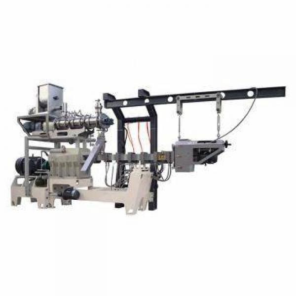 Fully Automatic Industrial Pet Treats Making Machine